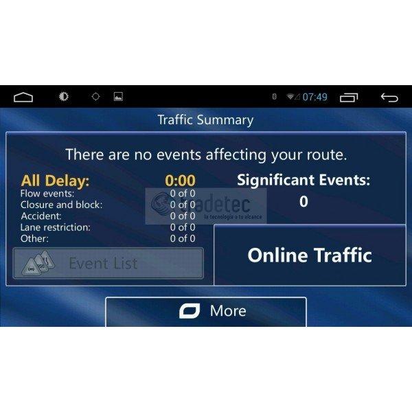 OPEL ASTRA H  GPS