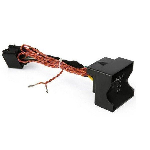 Extension head unit cable for Volkswagen TR3689