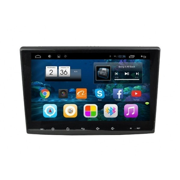 """Radio monitor 9"""" GPS HD ASTRA H PURE ANDROID REF: TR1939"""
