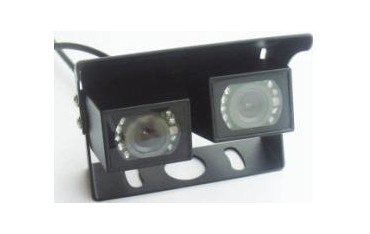 Dual supported Top view VGA camera waterproof REF:TR1019
