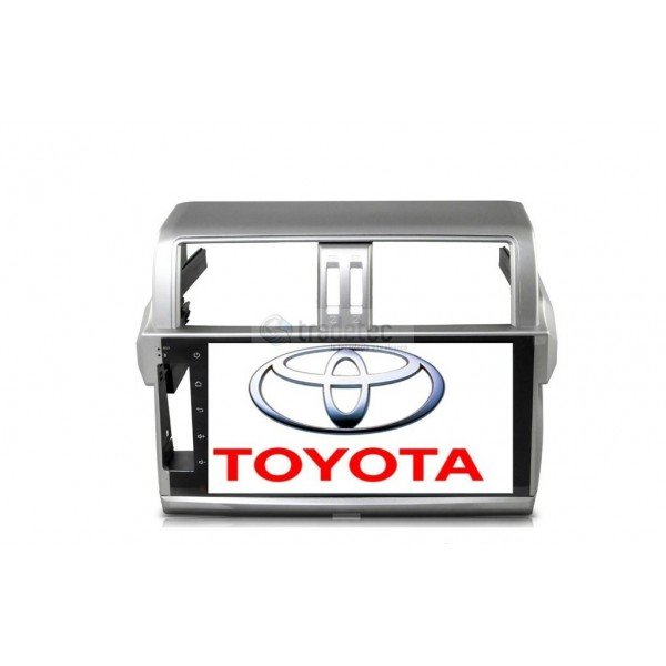 TOYOTA LAND CRUISER VX android