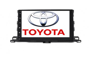 Head unit TOYOTA HIGHLANDER 10,2 inch GPS ANDROID TR1944