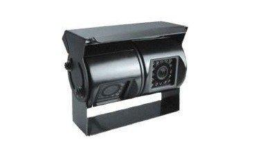 Doble cámara con soporte visión superior TR1020