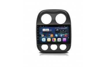 Head unit  for JEEP COMPASS, 10,2 inches with GPS ANDROID TR1949