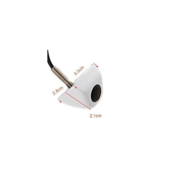 Rear camera with screew white color REF: TR1021