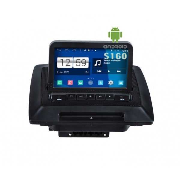 Radio DVD GPS Android HD QUAD CORE S160 Volvo XC90 REF: TR1973