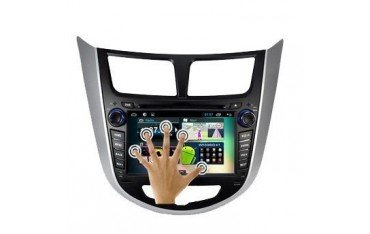 Hyundai Verna / Accent / Solaris gps