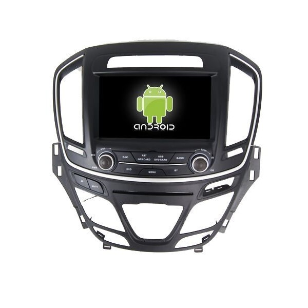 Radio DVD GPS HD Opel Insignia 2014 PURE ANDROID REF: TR2045