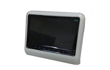 Attached Headrest with DVD, USB, SD Card and games. REF: TR2046