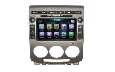 Radio screen with GPS Mazda 5 ANDROID TR166 | Tradetec