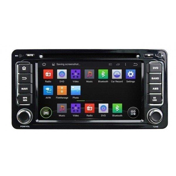Radio DVD GPS HD  Mitsubishi Outlander PURE ANDROID REF: TR2102