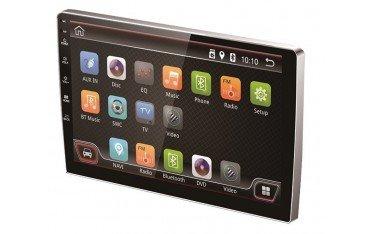 "Radio 2 DIN 10.1"" GPS Android multi táctil REF: TR2136"