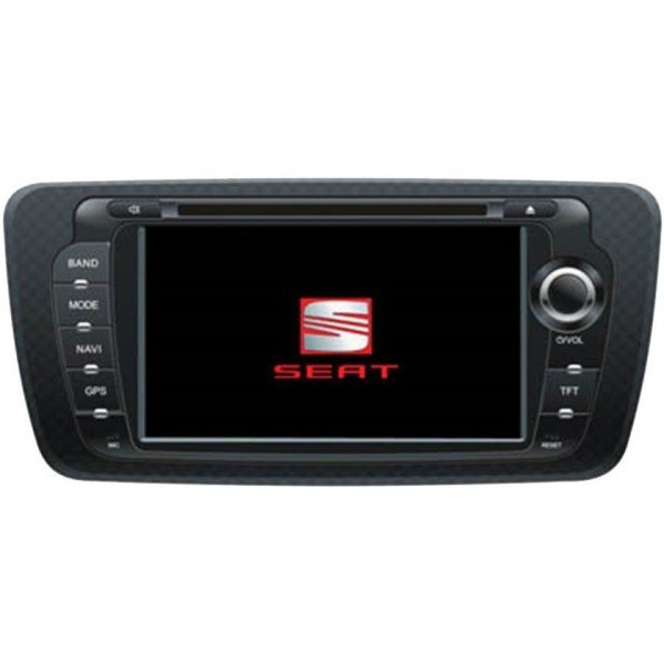 Radio DVD GPS Android 9,0 Seat Ibiza REF: TR1665