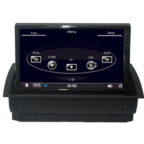 GPS head unit Audi A3 8V