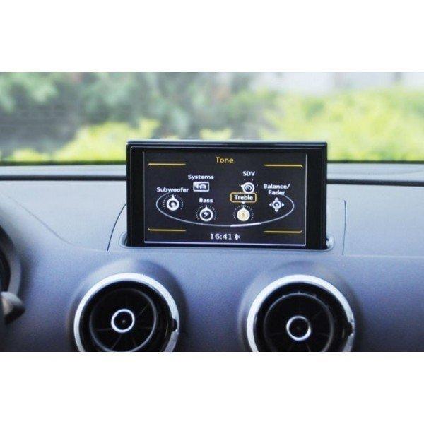 GPS head unit Audi A3 8V