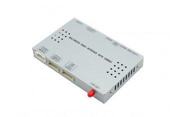 Interface de video con GPS para BMW 1/3/5 series, X3. Ref. TR2171
