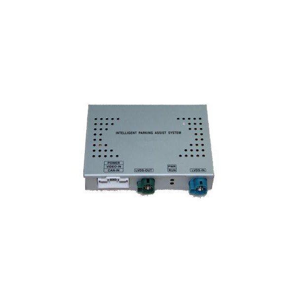 Interface para cámara trasera BMW  serie 1 / 3 / 4 / 5 y X3 REF: TR2172