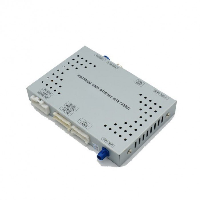 Módulo GPS / Video para Audi A1 / Q3 REF TR2182
