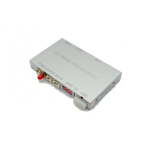 Video Interface with Navigation for RCD 550 REF TR2192