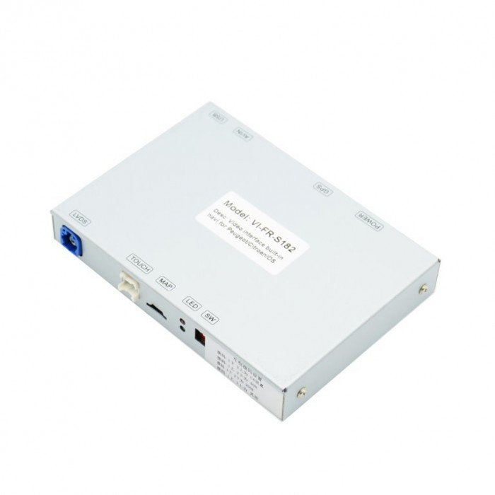 Video Interface with Navigation for Peugeot / Citroen REF: TR2199
