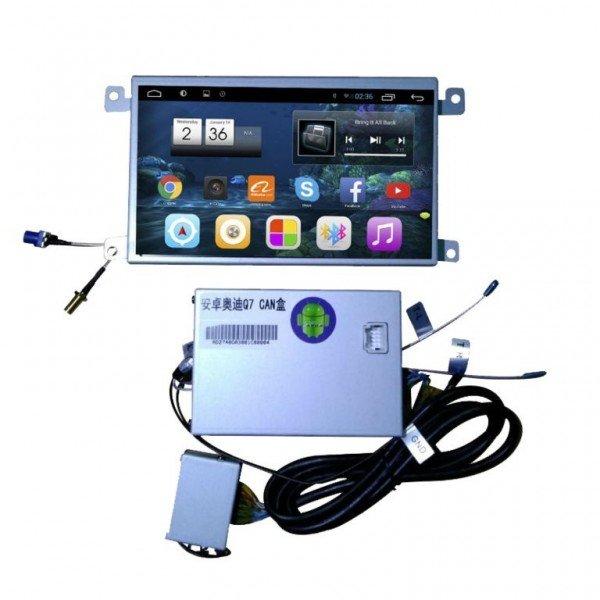 "Radio monitor 7"" GPS HD Audi A6 / Q7 ANDROID PURO REF: TR2214"