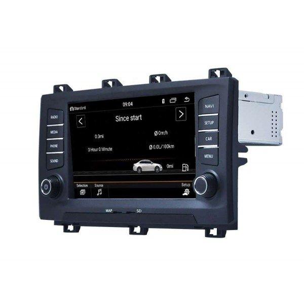 Radio GPS head unit Seat Ateca ANDROID TR3231