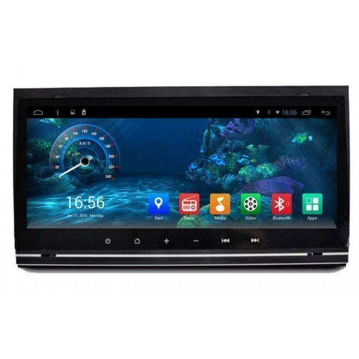 """Radio monitor 8.8"""" GPS HD Audi A4 PURE ANDROID REF: TR2217"""