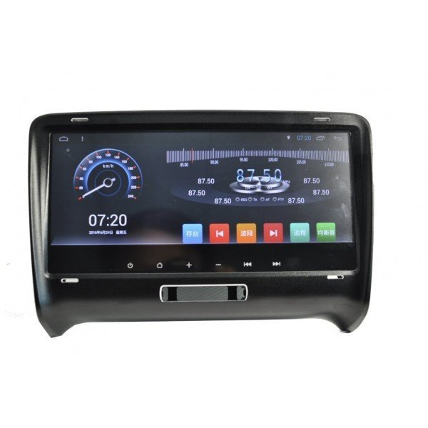 "Radio monitor 8.8"" GPS HD Audi TT PURE ANDROID REF: TR2218"
