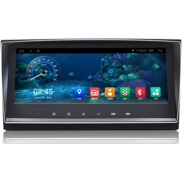 "Radio monitor 8.8"" GPS HD Toyota Avensis T27 PURE ANDROID REF: TR2219"