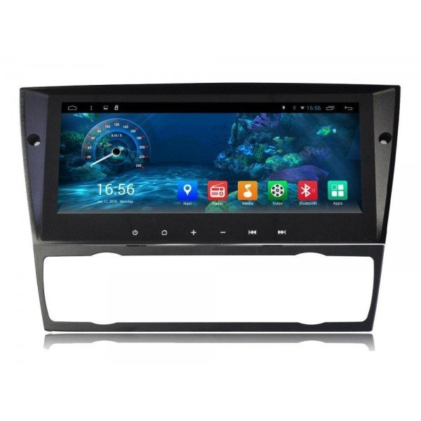 "Radio monitor 8.8"" GPS HD BMW Serie 3 E90 PURE ANDROID REF: TR2221"