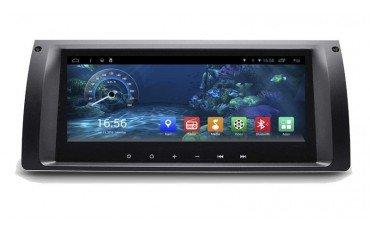 Radio monitor 8.8 pulgadas para BMW Serie 5 E39 y X5 E53 con GPS para ANDROID TR2222
