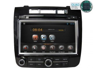 Radio GPS head unit Volkswagen Touareg Android 10 TR1701