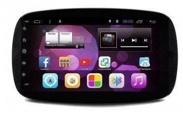 Radio navegador 9 pulgadas GPS Smart ANDROID TR2224
