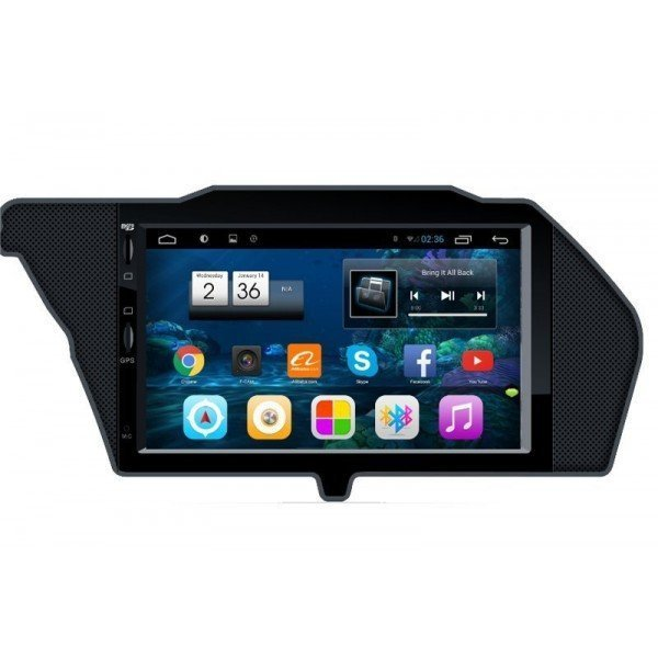 "Monitor 7"" GPS HD Mercedes GLK X204 ANDROID PURO REF: TR2225"