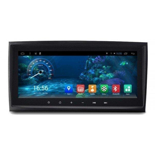 "Radio monitor 8.8"" GPS HD Mercedes SLK R171 ANDROID PURO REF: TR2227"