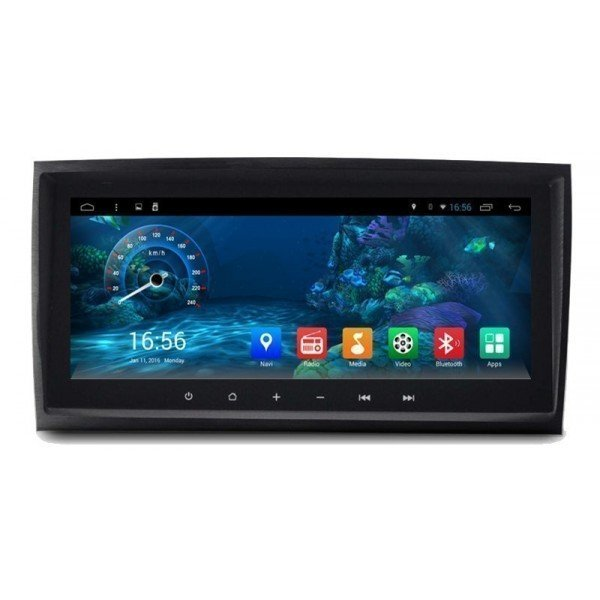 "Radio monitor 8.8"" GPS HD Mercedes SLK R171 PURE ANDROID REF: TR2227"