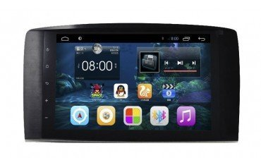 Mercedes R W251 android screen