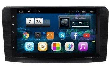 "Radio monitor 9"" GPS HD Mercedes ML W164 / GL X164 ANDROID PURO REF: TR2230"