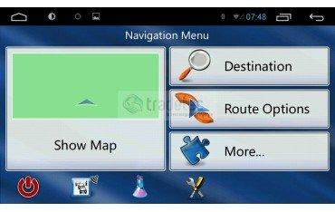 Mercedes E W211 GPS