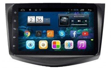 Radio navegador 9 pulggadas GPS Toyota Rav4 ANDROID TR2233