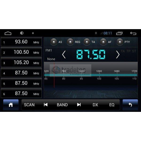 GPS Toyota Rav4 ANDROID