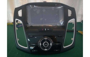 Ford Focus 3 pantalla coche