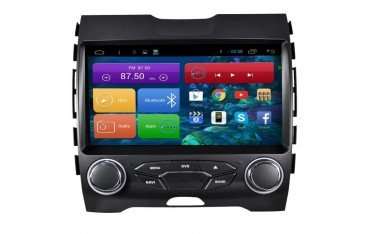 "Radio DVD 9"" GPS HD FORD EDGE 2015 ANDROID REF: TR2237"