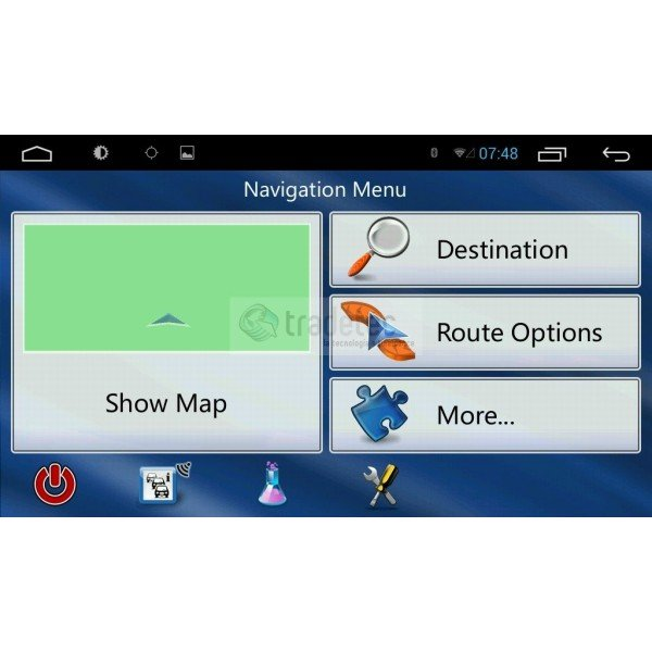 GPS HD FORD EDGE