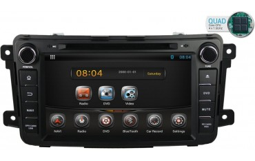 Radio Mazda CX-9 GPS QUAD CORE ANDROID TR1706