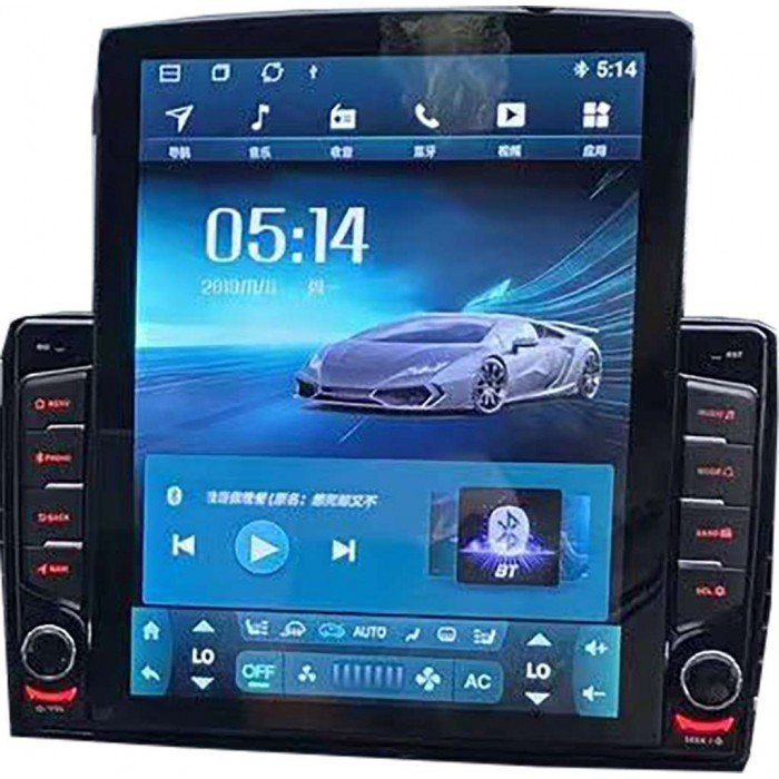Radio Gps Android 10 Inches Multi Touch 2 Din Tr3463 Tdt No Usb 4g No Carplay Android Auto No