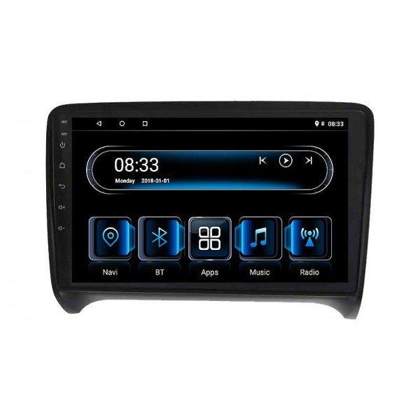 GPS Audi TT pantalla 8
