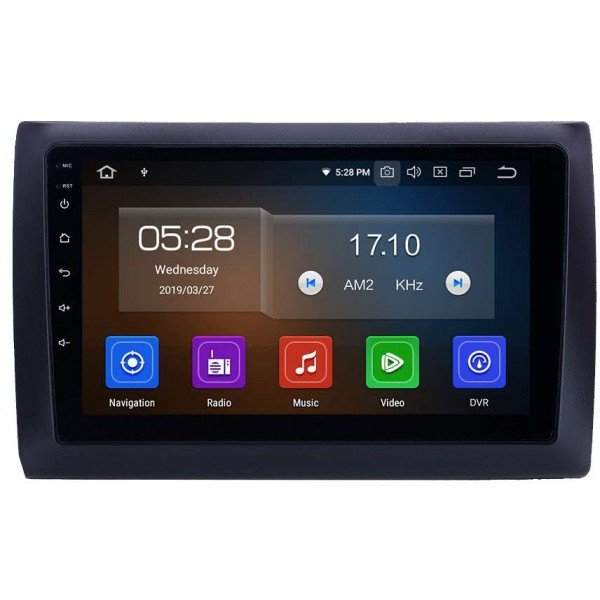 Radio GPS Fiat stilo android