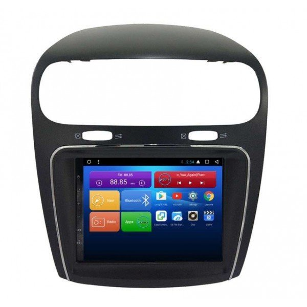 Fiat Freemont android head unit