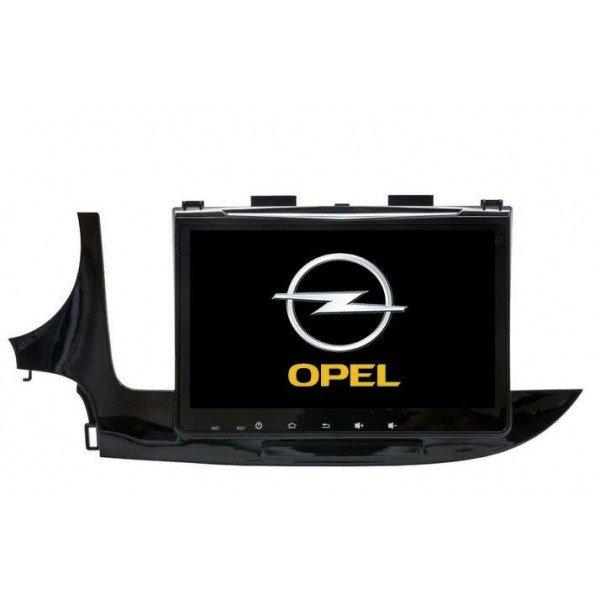 Opel Mokka Android head unit